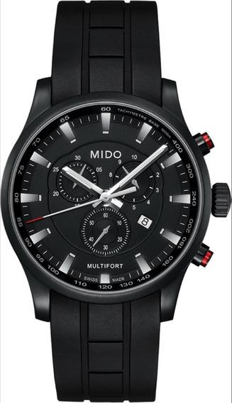 Reloj Mid0 Multifort M0054173705120 Cab. Negro
