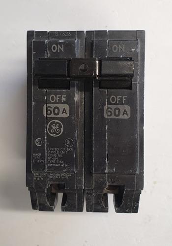 Pastilla Termomagnética General Electric Thql 2160