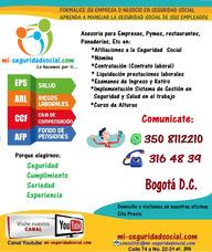 Afiliación Seguridad Social Para Empresas E Independientes