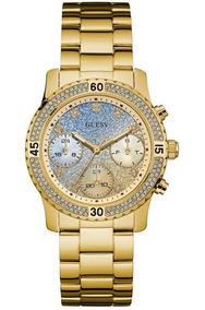 Relógio Guess Feminino Multifunção 92595lpgsda2 /w0774l2
