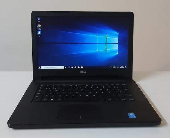 Notebook Dell Vostro 3458 14 Core I3 1.7ghz 4gb Hd-500gb