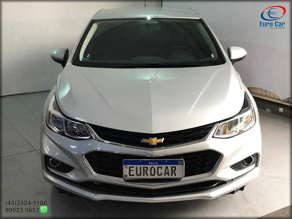 Chevrolet Cruze Lt Nb 2018 1.4 Turbo