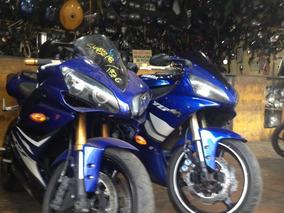 Yamaha R1 Sucata Para Retirada De Peças Painel Farol Setas