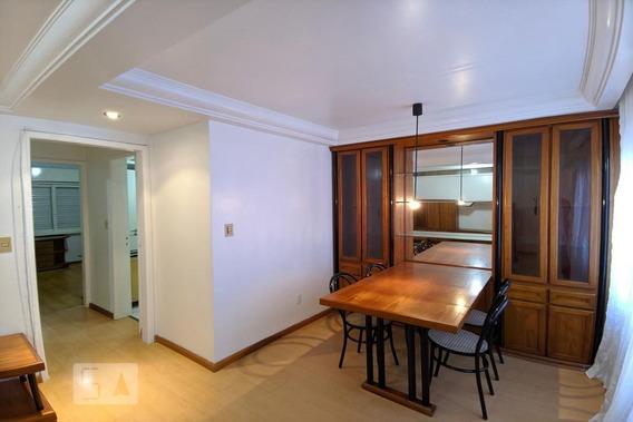 Apartamento No 2º Andar Com 2 Dormitórios E 1 Garagem - Id: 892948627 - 248627