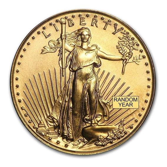 Moneda De Oro Krugerrand 1/10