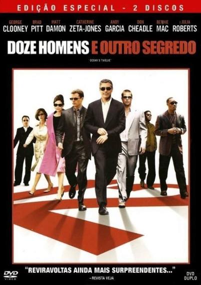 Filme 12 Homens E Um Outro Segredo (ed. Especial 2 Dvds)