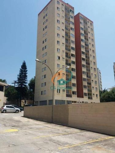 Imagem 1 de 26 de Apartamento À Venda, 57 M² Por R$ 265.000,00 - Jardim Bom Clima - Guarulhos/sp - Ap0377