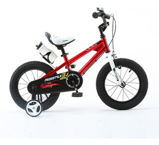 Bicicleta Infantil Royal Baby Freestyle 16 Niño