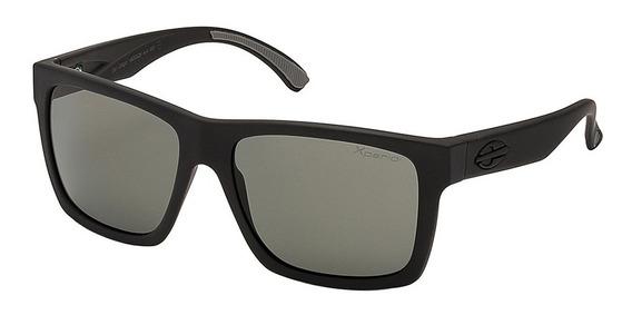 Óculos De Sol San Diego Preto Fosco Verde M0009a1489 Mormaii