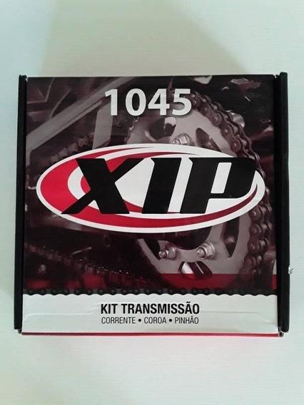 5 Kits Relação Titan 150 / Fan 150 (aço 1045)frete Grátis