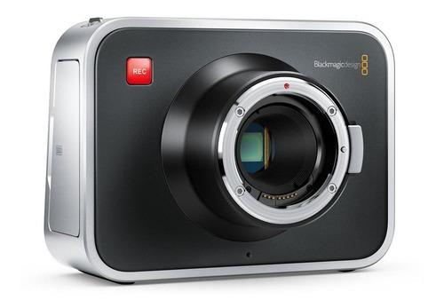 Câmera Black Magic Cinema 4k Canon