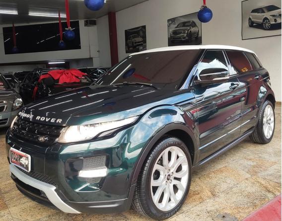 Land Rover Evoque 2.0 Si4 Dynamic Impecável Teto+roda 20