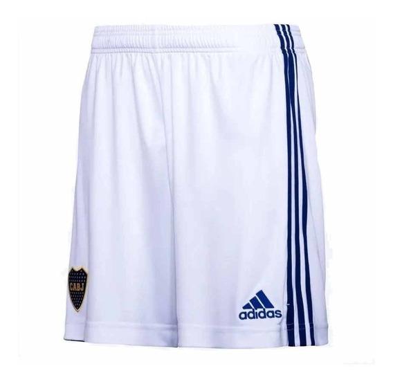 Short adidas Futbol Boca Juniors Alternativo 2020 Original