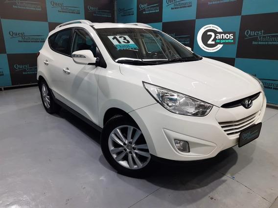 Hyundai Ix35 2.0 Mpfi Gls 4x2 16v Gasolina 4p Automático