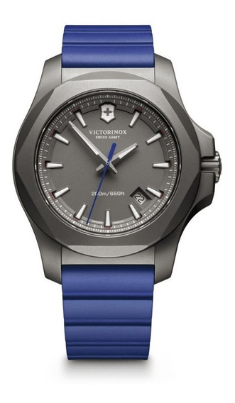 Victorinox Inox 241759 Titanium I.n.o.x. Azul Completo