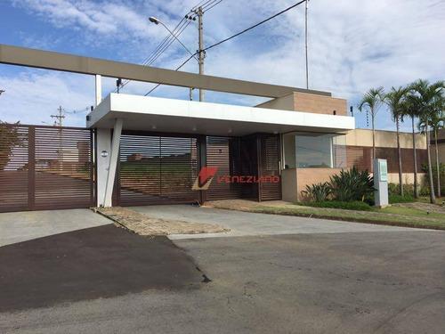 Terreno Residencial À Venda, Residencial Alto Da Boa Vista, Piracicaba. - Te0425