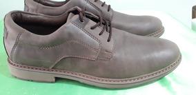 Zapatos Para Hombre, Cuero 100%