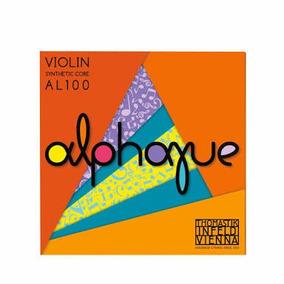 Cordas Thomastik Alphayue Violino
