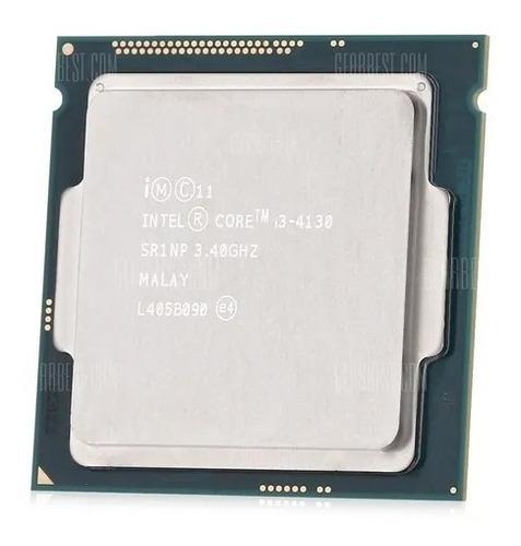 Imagem 1 de 1 de Processador Intel Core I3 4130 3.40ghz - Lga 1150
