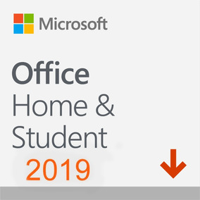 Office 2019 Home & Student 1 Pc 32/64x Chave Licença Oficial