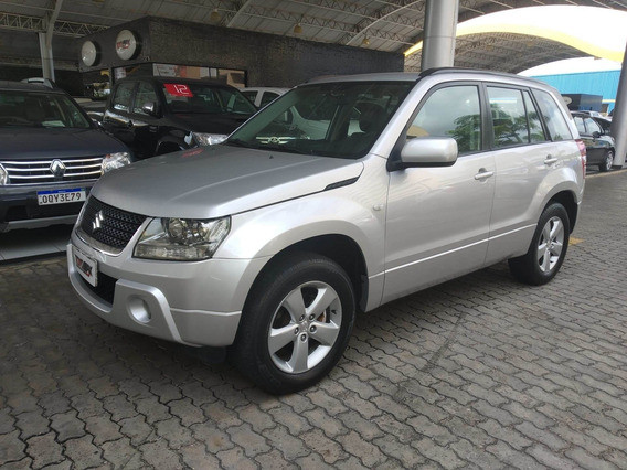 Suzuki Grand Vitara 2.0 4x4 16v Gasolina 4p Automático