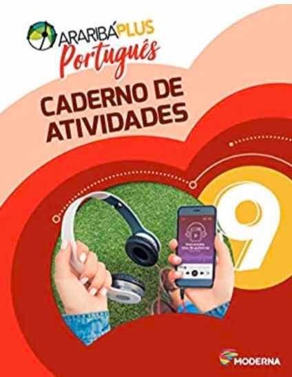 Arariba Plus -,português - Caderno De Atividades - 9 Ano