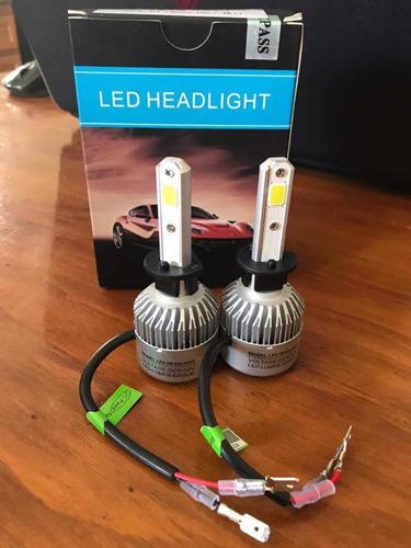 Lámparas Led  H1  16000lm 2 Pcs 6000 K Blanco Frío