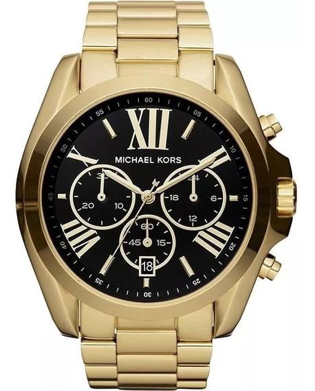 Relógio Feminino Cronógrafo Mk5739 Com Frete Grátis