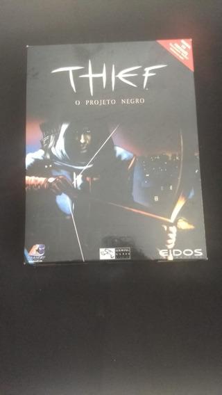 Jogo Para Pc Thief Bem Raro - Compatível Windows 95/98