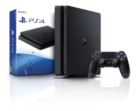 Playstation 4 Sony 500gb Nota Fiscal Ps4