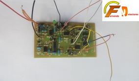 Placa De(fibra) Detector De Metais Pi Polonês