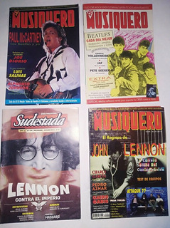 John Lennon The Beatles Paul Mccartney 4 Revistas
