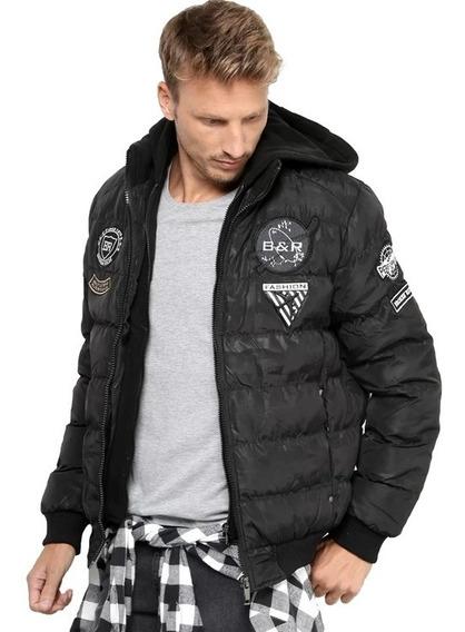 Casaco Jaqueta Blusa Masculina Slim Frio Inverno Moda Oferta