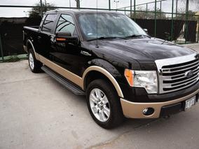 Ford Lobo 2013 Lariat 5.0 Cabina Doble 4x4 Aut