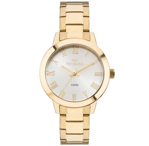 Relógio Technos Feminino Elegance 2035mku/4kOriginal Barato