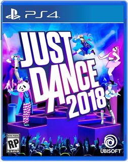 Just Dance 2018 / Juego Físico / Ps4