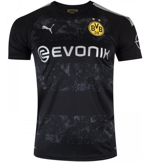 Camisa Borussia Dortmund 19-20 100% Original Envio Imediato
