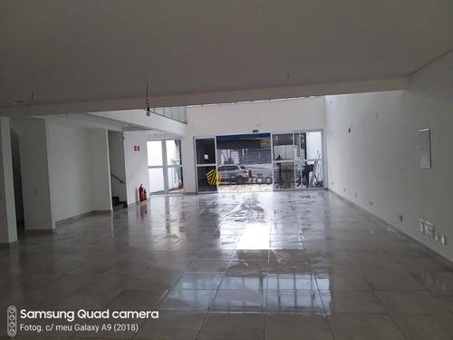 Imagem 1 de 19 de Prédio Para Alugar, 640 M² Por R$ 22.000,00/mês - Jardim Do Mar - São Bernardo Do Campo/sp - Pr0118