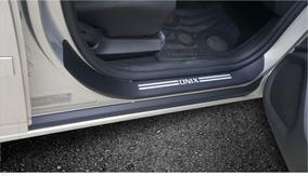Acessórios Soleiras Super Protetoras Chevrolet Onix