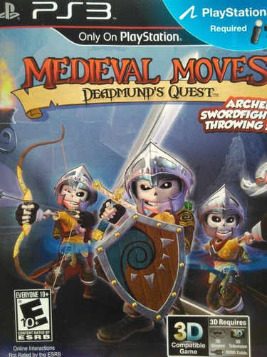 Medieval Moves Ps3 Original , Midia Fisica