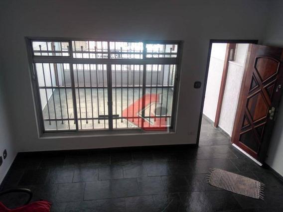 Sobrado Com 3 Dormitórios Para Alugar, 138 M² Por R$ 2.000,00/mês - Jardim Do Mar - São Bernardo Do Campo/sp - So0802