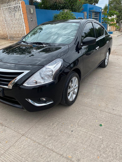 Nissan Versa 2018 1.6 Advance At