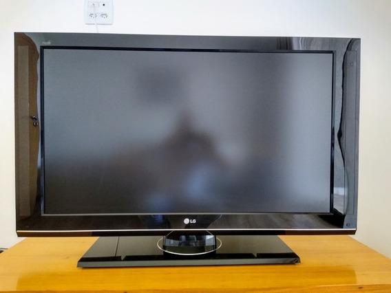 Tv Lg 42 Full Hd Em Perfeito Estado