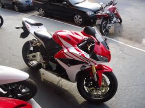 Honda Cbr 600rr 2012 Vermelha 12700km Sem Detalhe