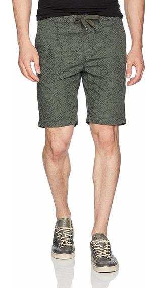 Exclusivo Short Calvin Klein Jeans Xl Army Dust