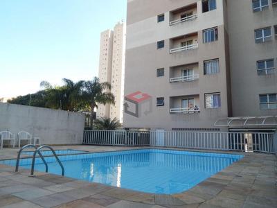 Apartamento Residencial À Venda, Vila Regina, Diadema. - Ap54244