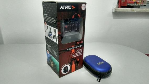 Câmera De Ação Multilaser Atrio Fullsport Cam 2.0 - Dc184