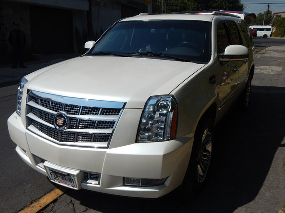 Camioneta Blindada Nivel 4 Plus Escalade 6.2 Platinum V8