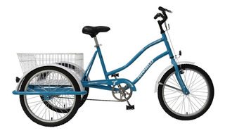 Tricicleta Tomaselli Carga Rodado 20