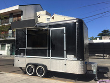 Alquiler Food Truck Trailer Gastronómico Catering Cerveza